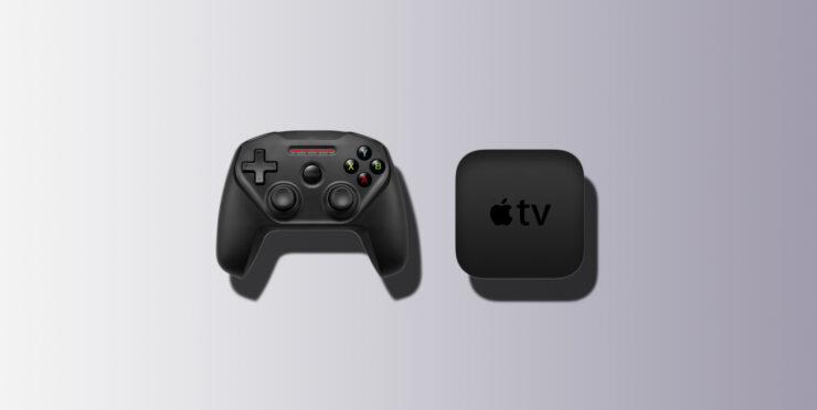 New Apple TV Gaming