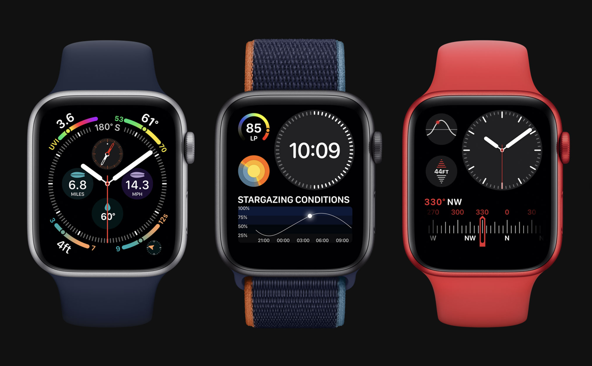 Apple Watch camera patent