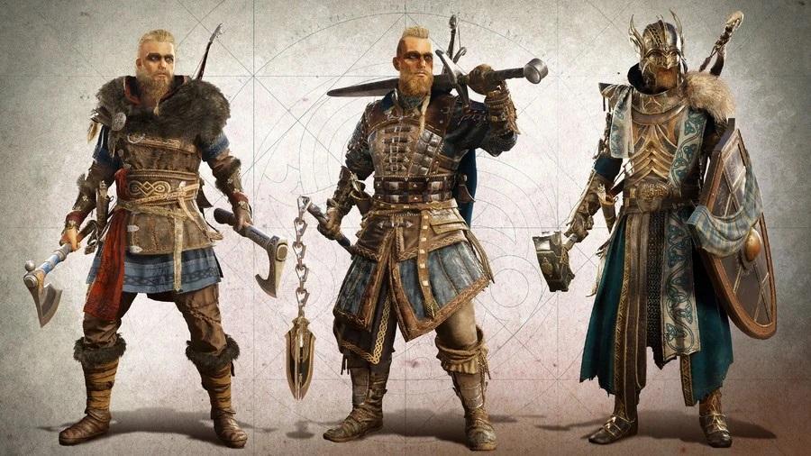 Assassin's Creed Valhalla Gear 7