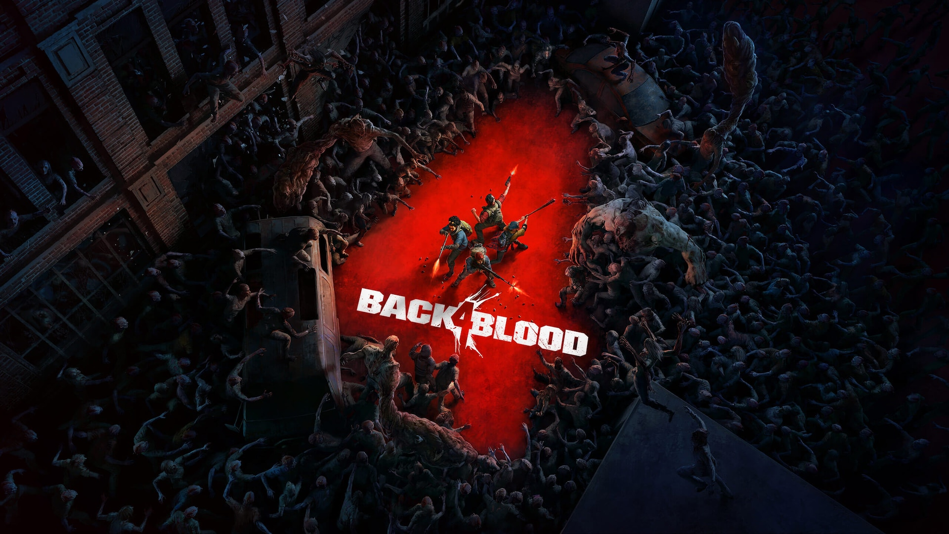 Back 4 Blood New Open Beta Trailer Showcases Co-Op and PvP Action