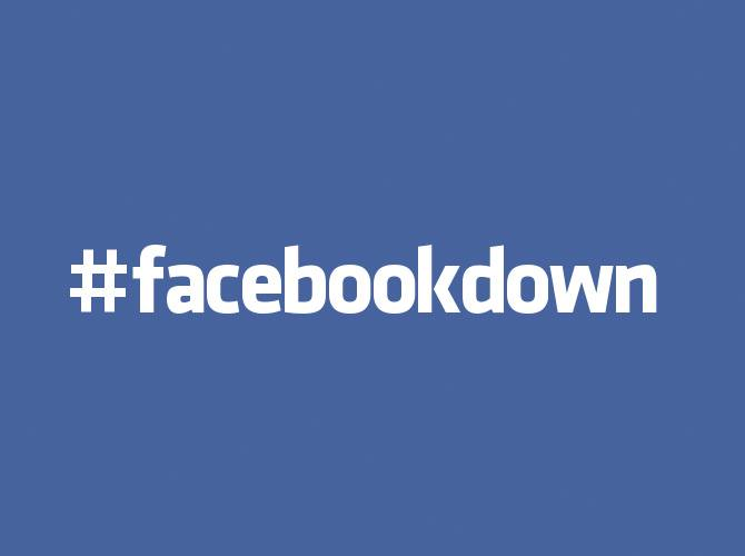 Facebook, Messenger, Instagram, and WhatsApp Down in Many Parts of the World