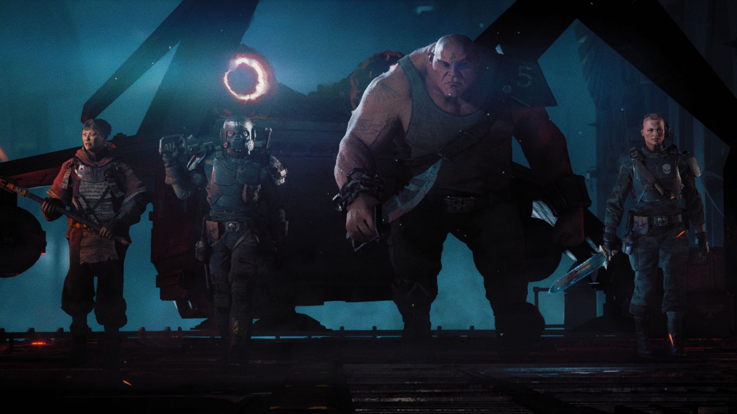 Warhammer 40,000 Darktide