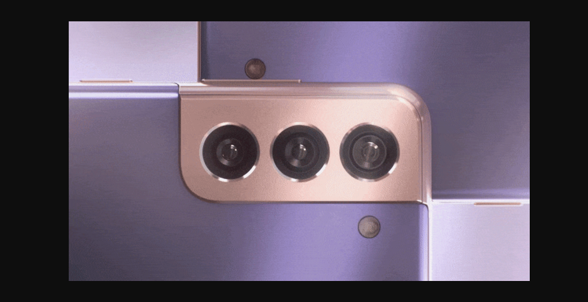 Galaxy S21+ Leaked video against iPhone 12 Pro