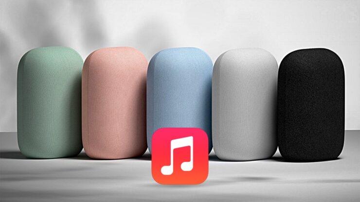 Google Assistant Apple Music