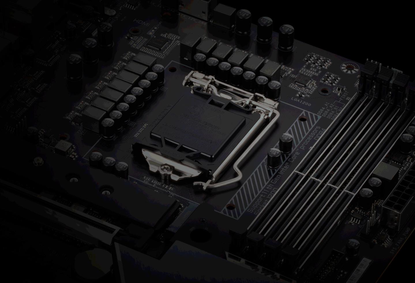 Intel Akan Mengungkap 11th Gen Rocket Lake Desktop CPUs & Z590 Platform di CES 2021, Penjualan Z590 Boards Dimulai pada 11 Januari, CPU pada Maret