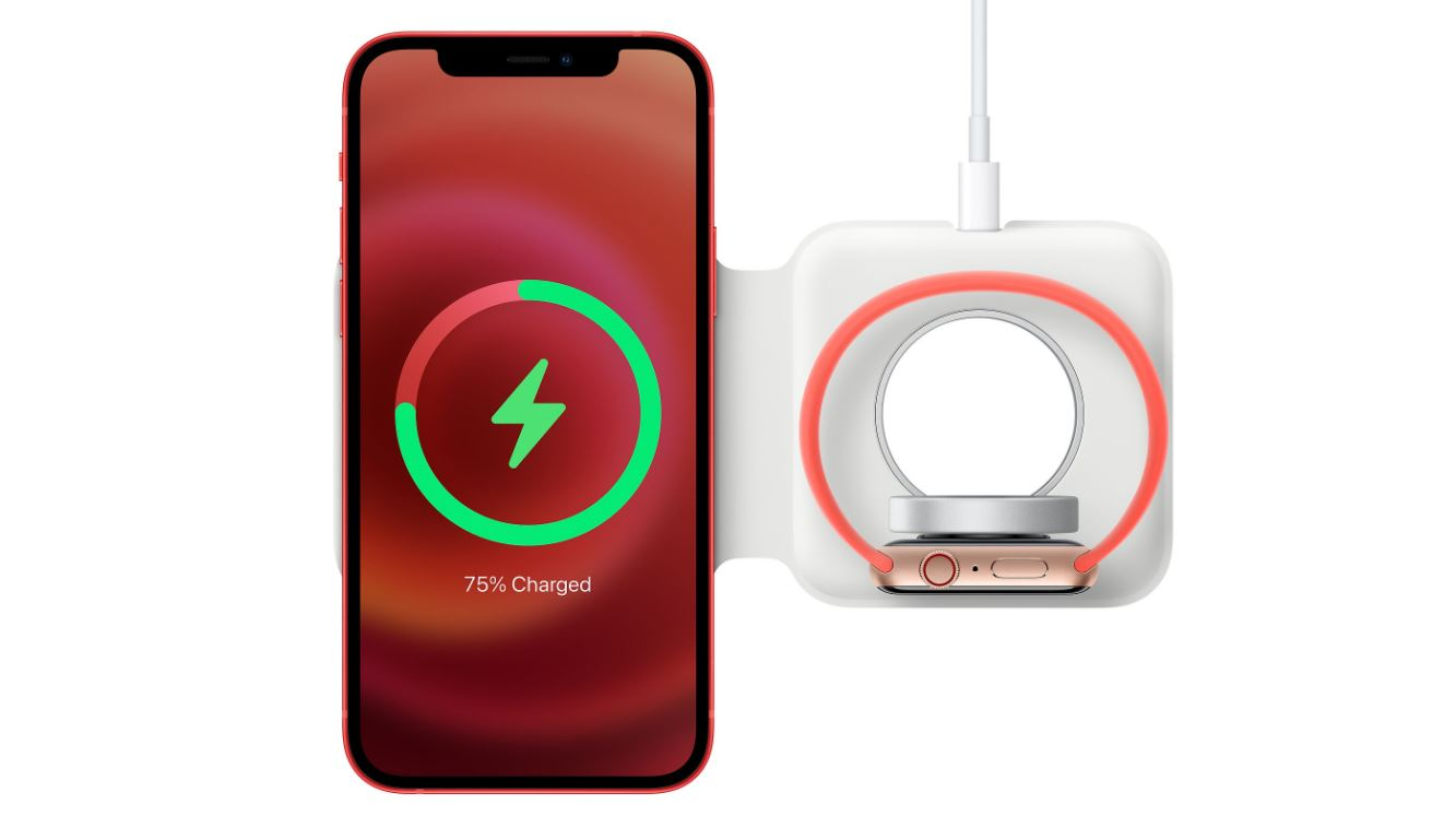 Order MagSafe Duo Charger