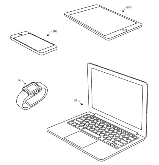 Matte Black iPhone New Apple Patent