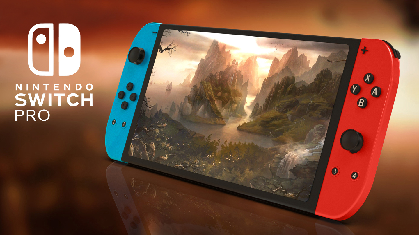 """New Nintendo Switch Pro Will Have """"Some"""" Exclusives, Insider Says"""