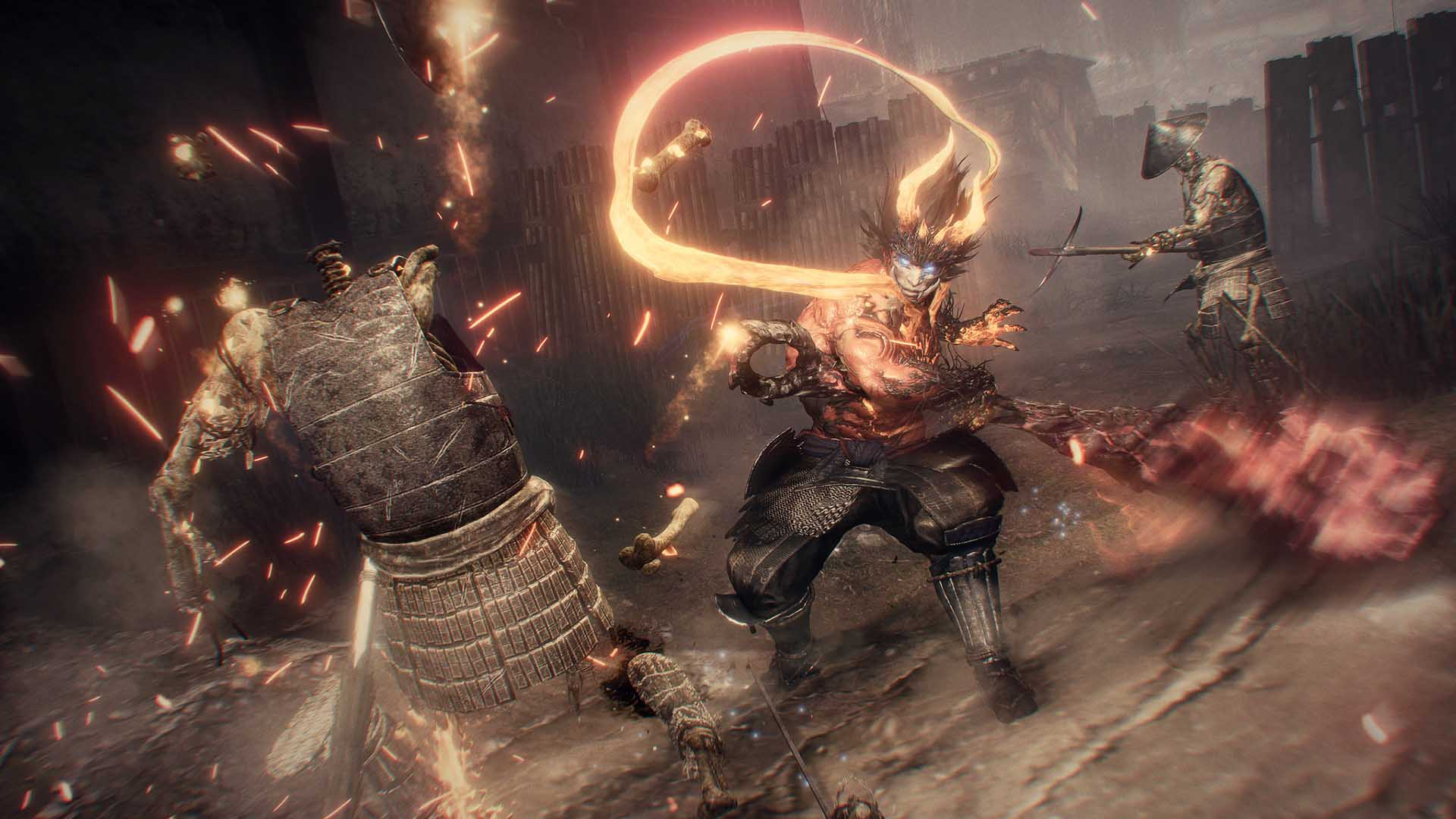 Nioh 2 The First Samurai To Add New Difficulty End Game Activities Free Content Confirmed