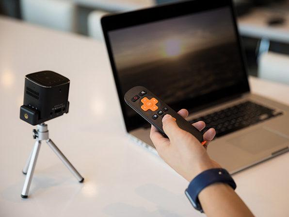 PIQO Powerful Mini Projector 1080p