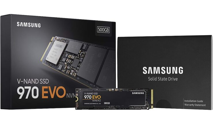 Save big on this 500GB Samsung NVMe SSD for the holidays