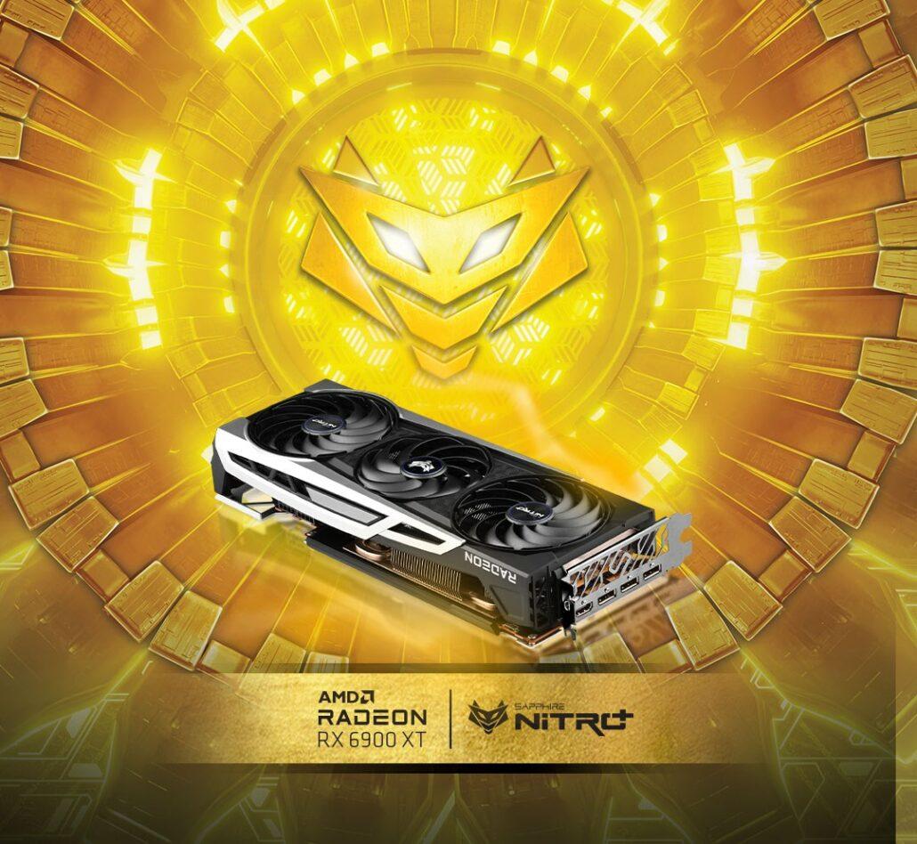 Sapphire Radeon RX 6900 XT Nitro+ Graphics Card