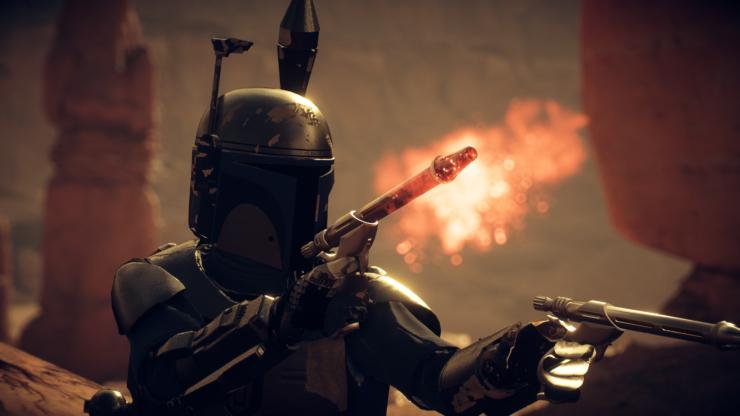 Star Wars Battlefront II Prequel mod