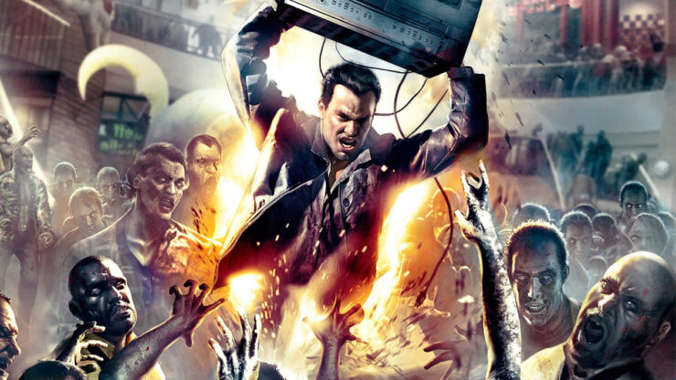 Xbox Games With Gold Dead Rising