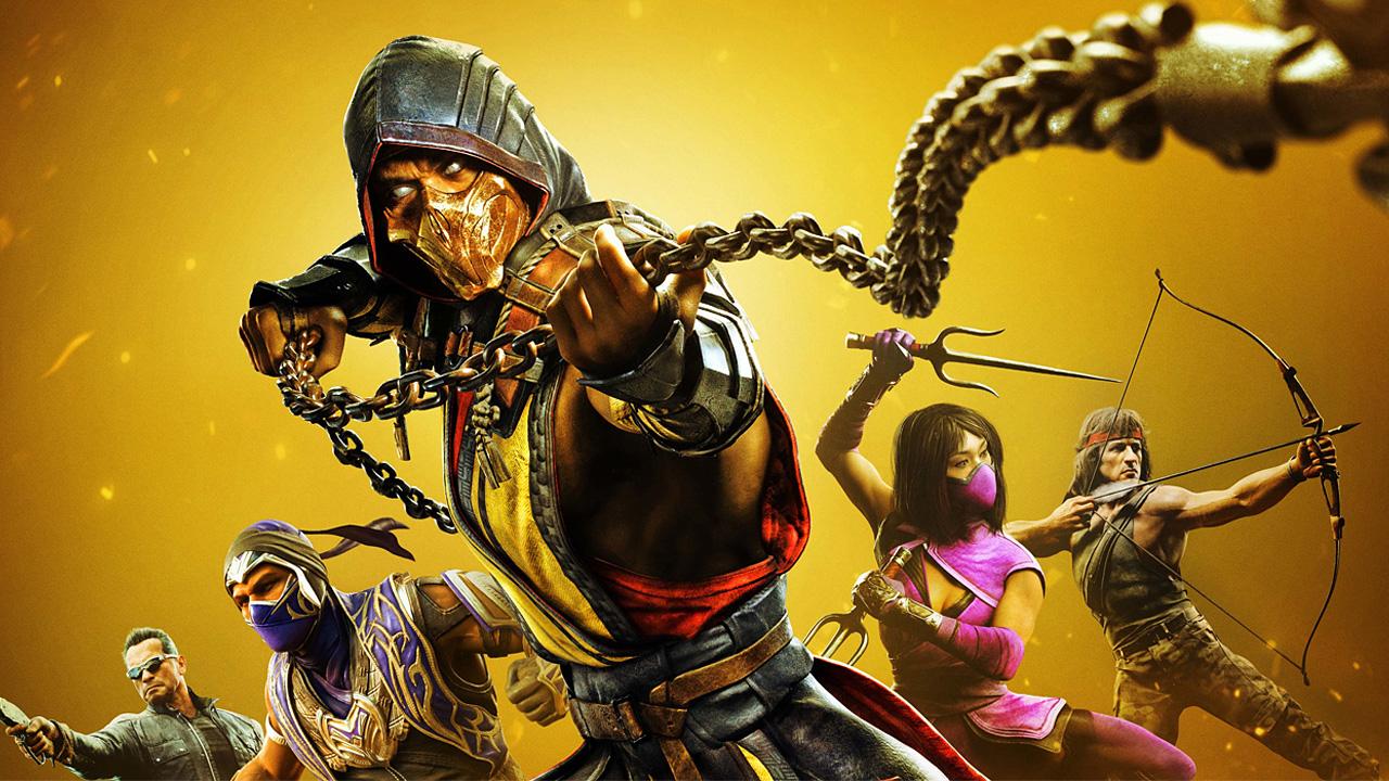 Mortal Kombat 11 PS Plus