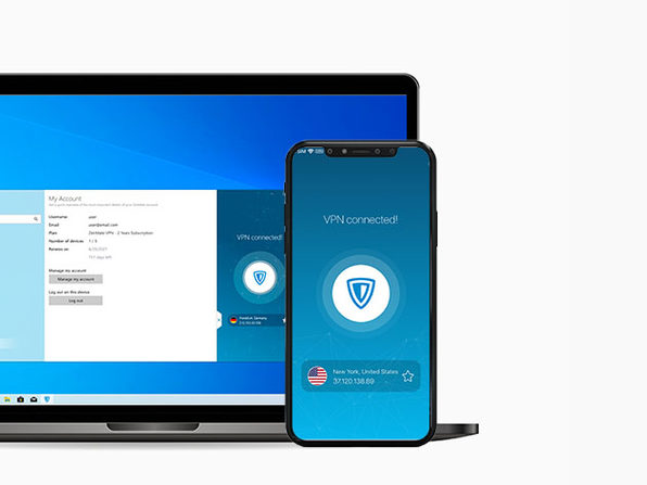 Premium Privacy Bundle Ft. ZenMate VPN & StartMail