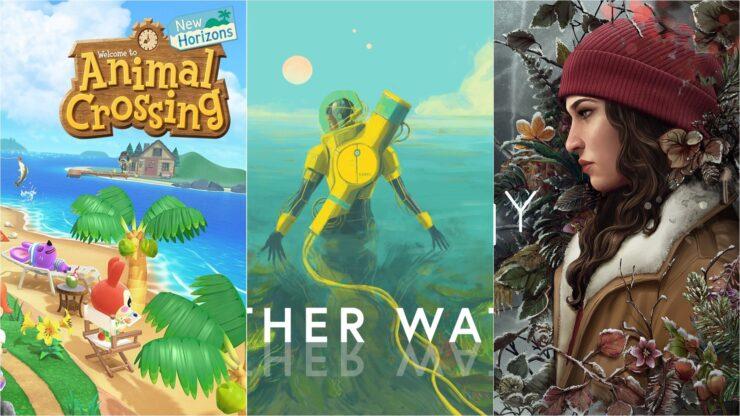Best Adventure Games of 2020