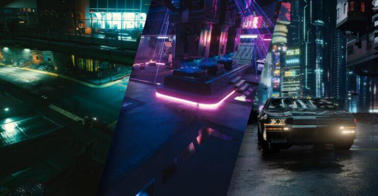 cyberpunk 2077 ray tracing mod