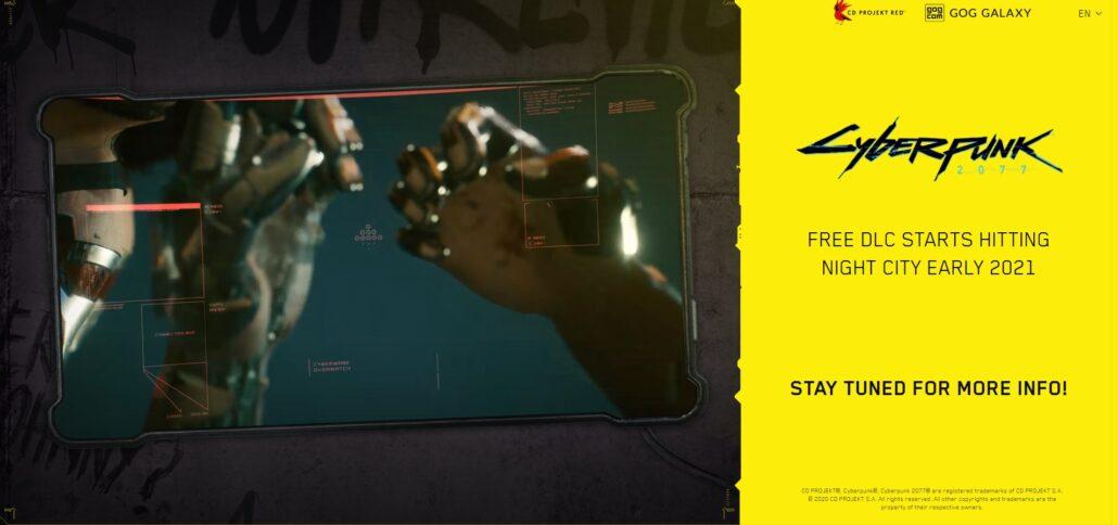 first cyberpunk 2077 dlc 1