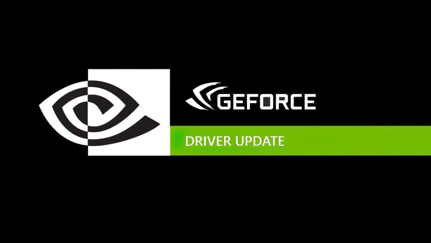 GeForce hotfix driver Geforce Driver