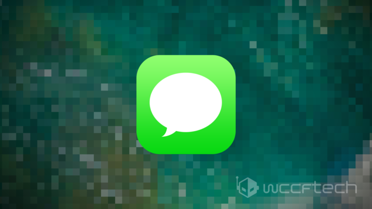 iOS 14 Message Bug on iPHone