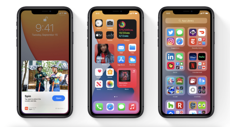 iOS 14.3, iPadOS 14.3, watchOS 7.2, and tvOS 14.3 release candidate