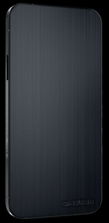 Caviar iPhone 12 Pro Stealth