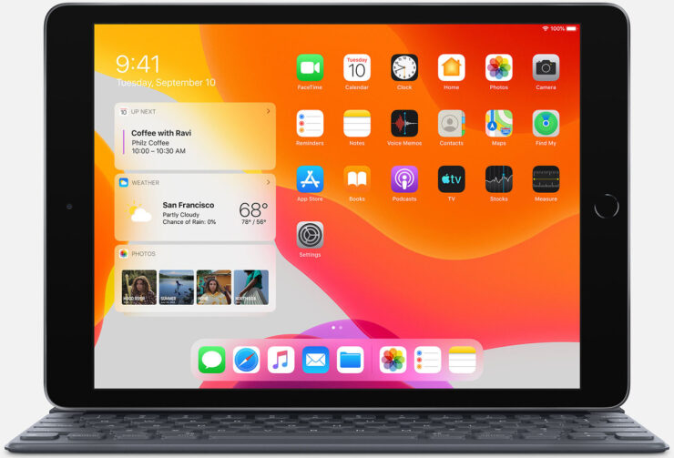 Low-Cost iPad 9 Launch Reportedly Planned for 2021; New Apple Tablet Rumored to Feature A13 Bionic, Same Design