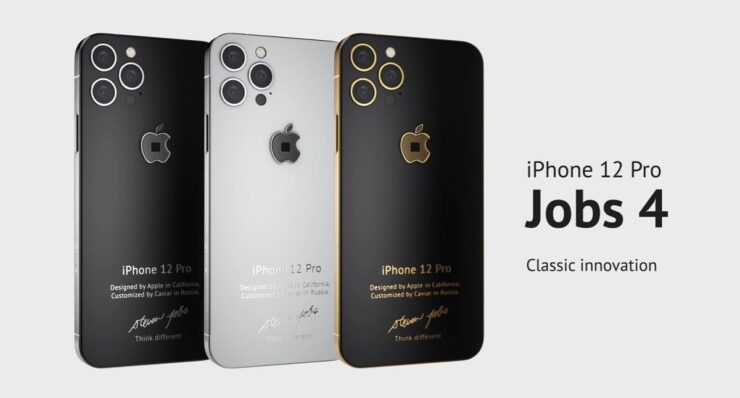 iPhone 12 Pro Caviar