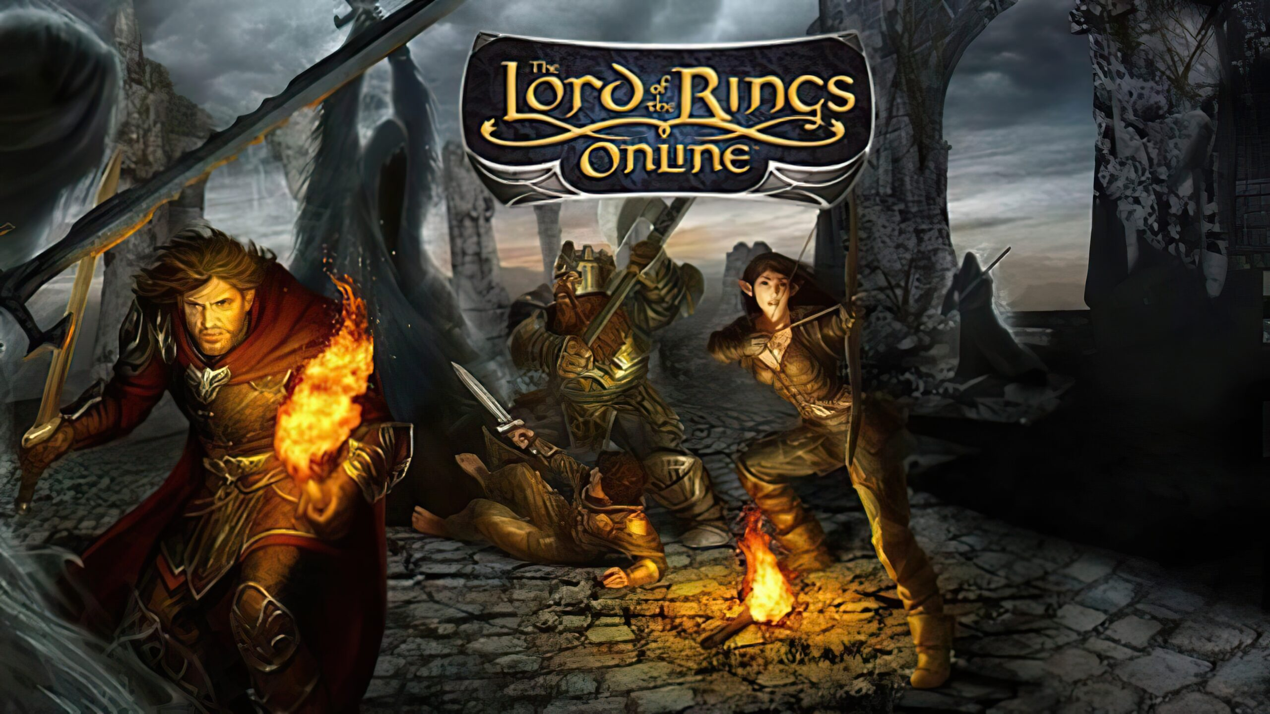 Lord of the Rings Online to Receive Visual/Tech Updates as It Prepares for  Next-Gen Console Launch