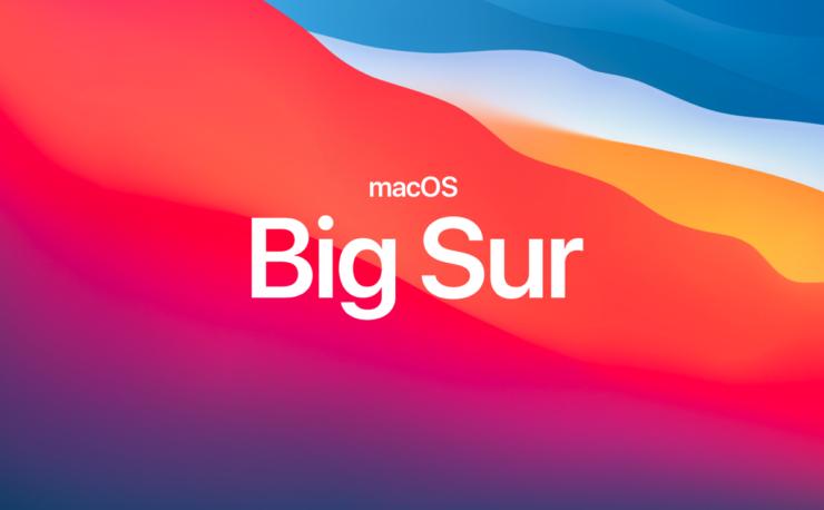 macOS Big Sur 11.1 RC