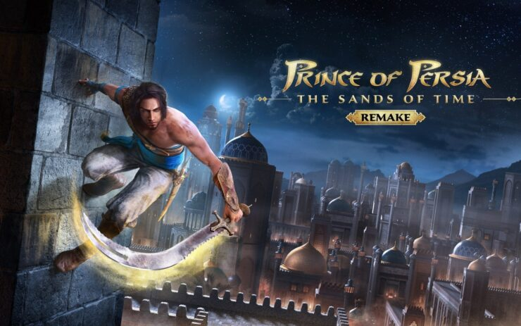 prince of persia sands of time remake delay 2
