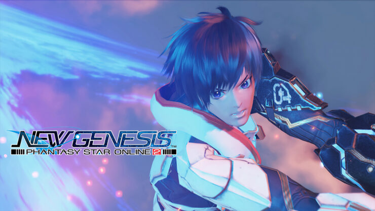 Phantasy Star Online: New Genesis