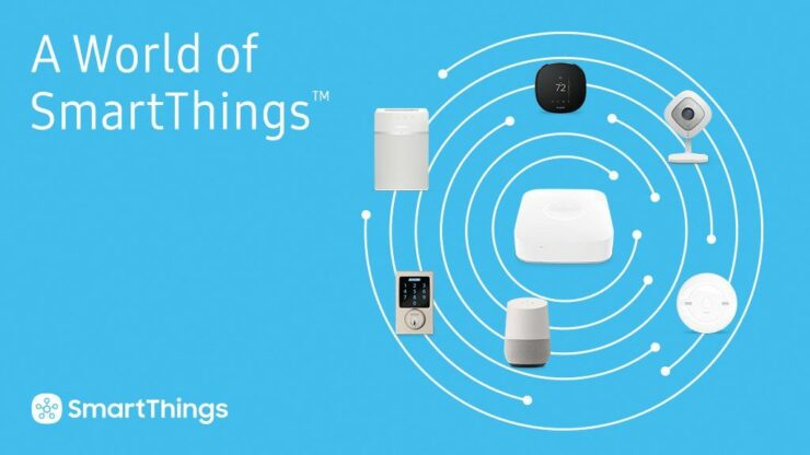 Samsung SmartThings Will be Getting Google Nest Integration Next Month