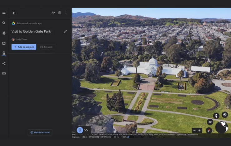 Google Earth is Finally Receiving its Dedicated Dark Mode
