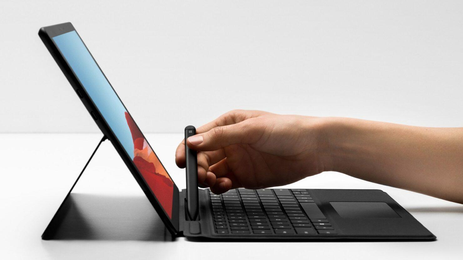 Surface Pro X firmware updates
