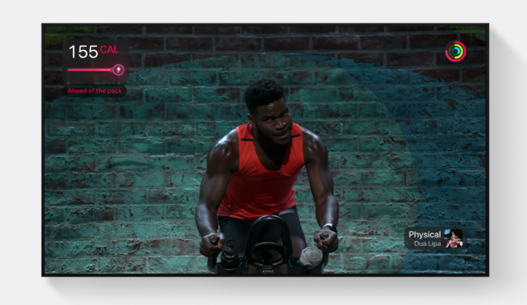 Download tvOS 14.3 on Apple TV and enjoy Fitness+