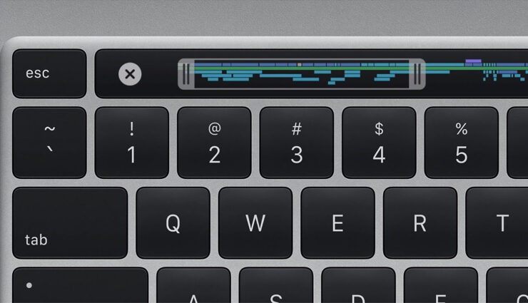 New 14.1-inch, 16-inch MacBook Pro Models With Slimmer Bezels, New Keyboard Design Shown in Fresh Concept Gallery