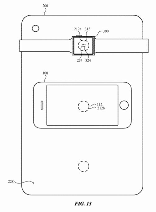 Apple Patent MAcBook Wireless Charging