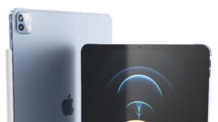 2021 iPad Pro Design Bears Striking Resemblance to 2020 Model; LiDAR Sensor With Dual-Camera Array Present at the Back