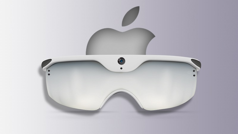 Apple AirTags and Augmented Reality Headset