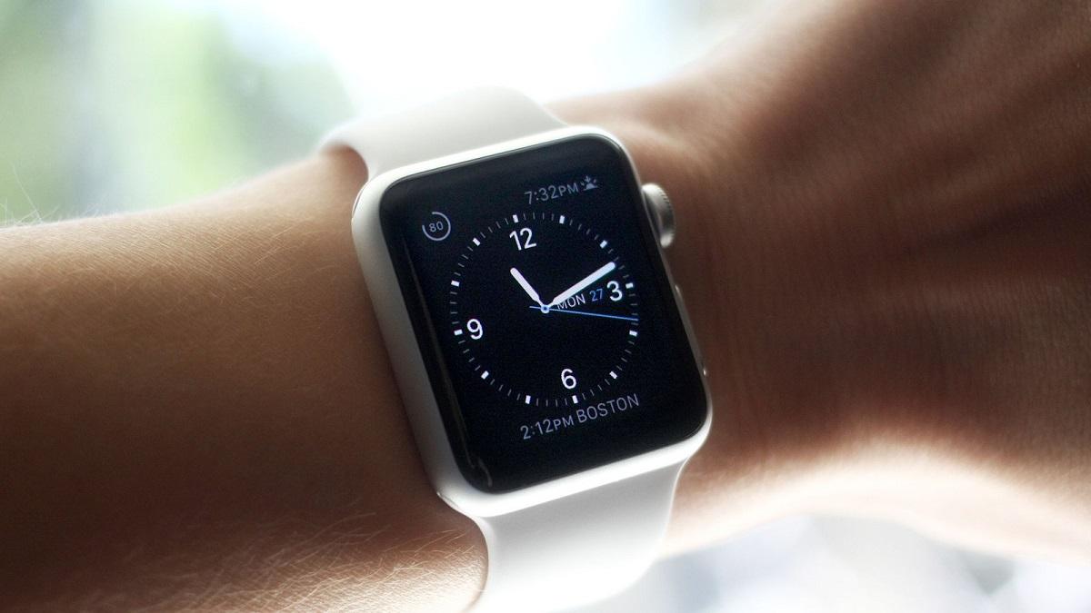 Apple Watch COVID 19
