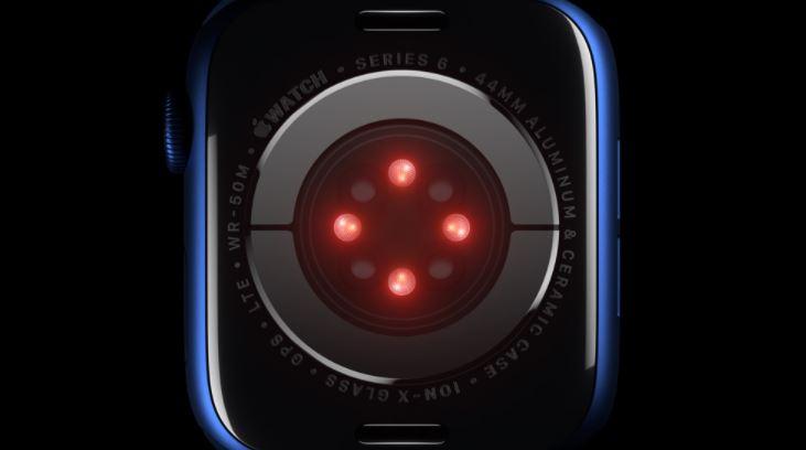 Apple Watch Series 6 Altitude