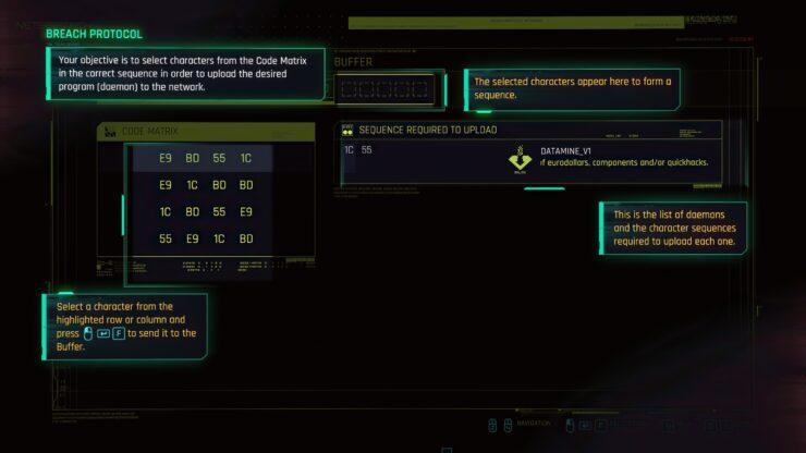 Cyberpunk 2077 app