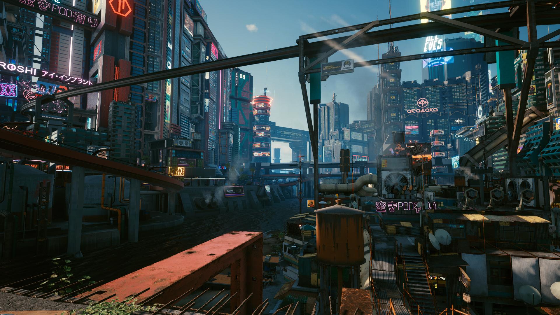 Update Terbaru Cyberpunk 2077 Menambahkan Bug Baru, Dikonfirmasi CD Projekt Red
