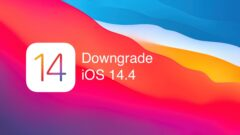 downgrade-ios-14-4-on-iphone-and-ipad