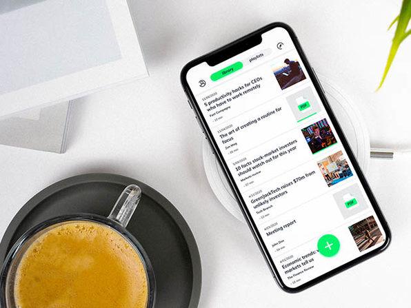 Elocance Audio Reading App Lifetime Subscription