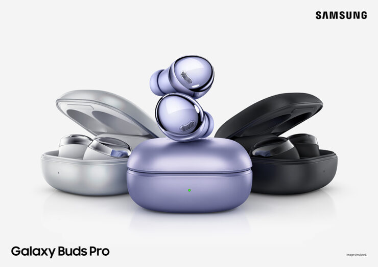 Galaxy Buds Pro Offer Active Noise Cancellation and IPX7 Rating for $299