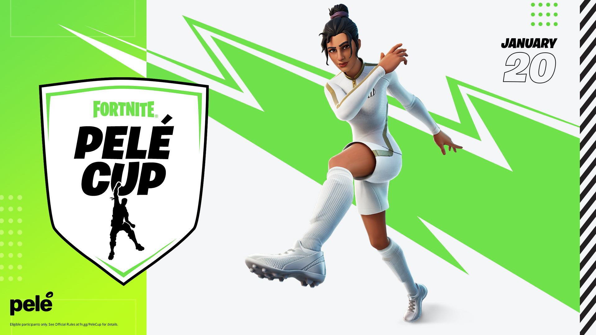 When Is The Fortnite Tournament Tomorrow Pele Cup Landing Tomorrow In Fortnite Epic Partnered With 23 Real World Football Clubs