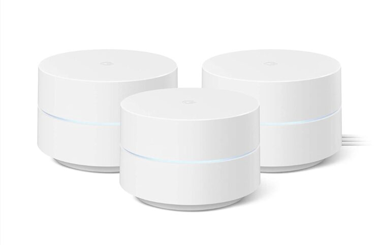 Pick up Google Wifi 3-pack for just $175 today